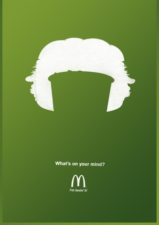 McDonald's Drink Ad by Heye GmbH, Munich, Germany. The ...