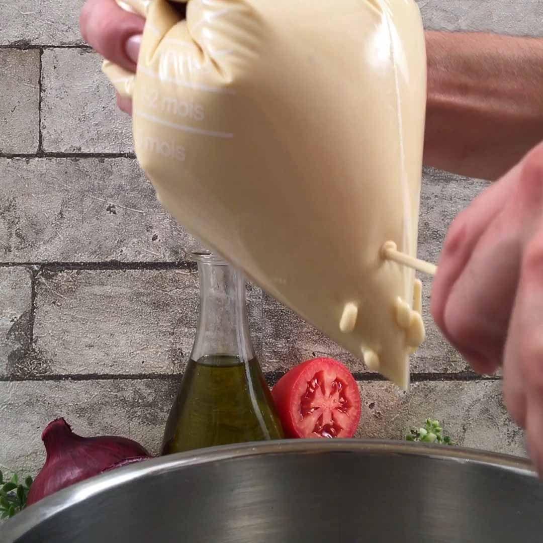 RezeptDas Nest für Ostern auf Chefclub original