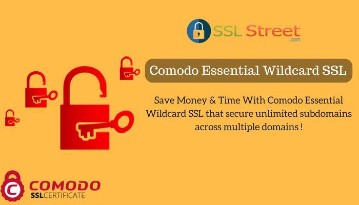 Comodo PositiveSSL Wildcard vs. EssentialSSL Wildcard Certificate ...