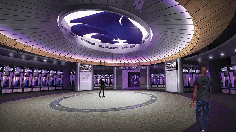 Inside The Modern Team Locker Room Athletic Business