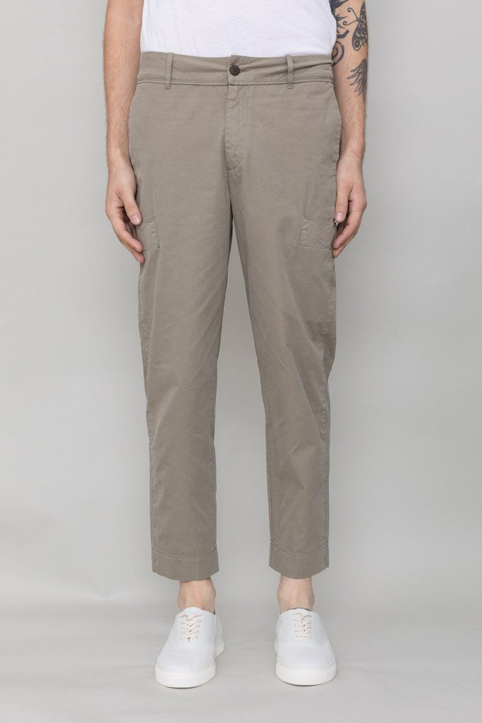 Cargo Pant - Soft Military Green — Folk