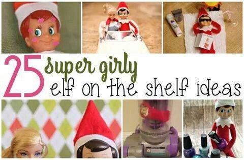 Girly elf ideas