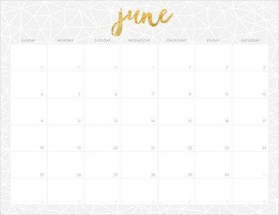 FREE+2017+Printable+Calendars Planner Pinterest Printable - free calendar printable