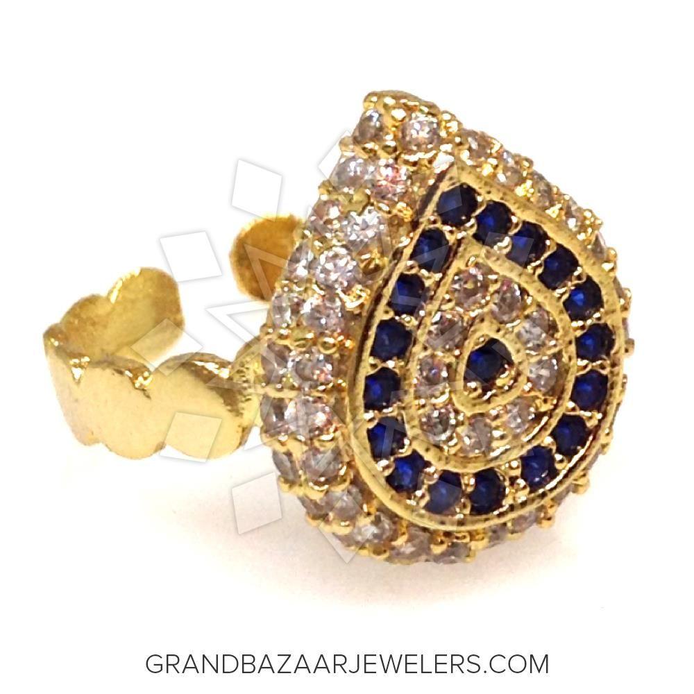 562770043 Customize & Buy Evil Eye Fashion Jewelry Bijou Rings Online at Grand Bazaar  Jewelers