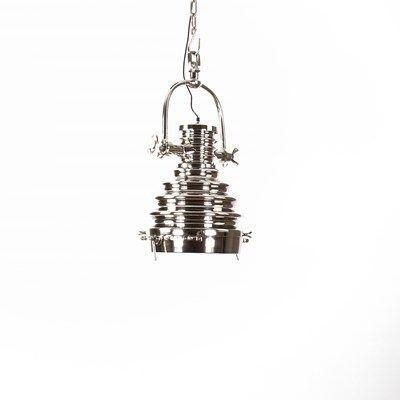 Hanglamp Bora  glans chroom