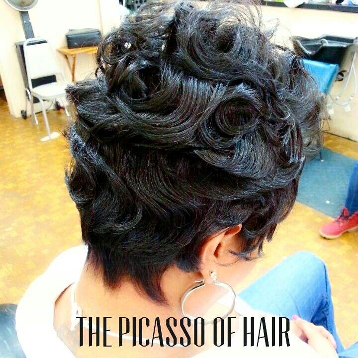 The Picasso of hair Chicago | Hair affair, Hair beauty ...