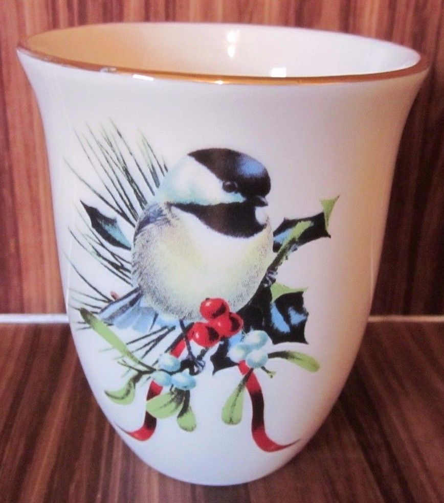 Lenox winter greetings by catherine mcclung coffee mug american lenox winter greetings by catherine mcclung coffee mug american home collection ebay m4hsunfo