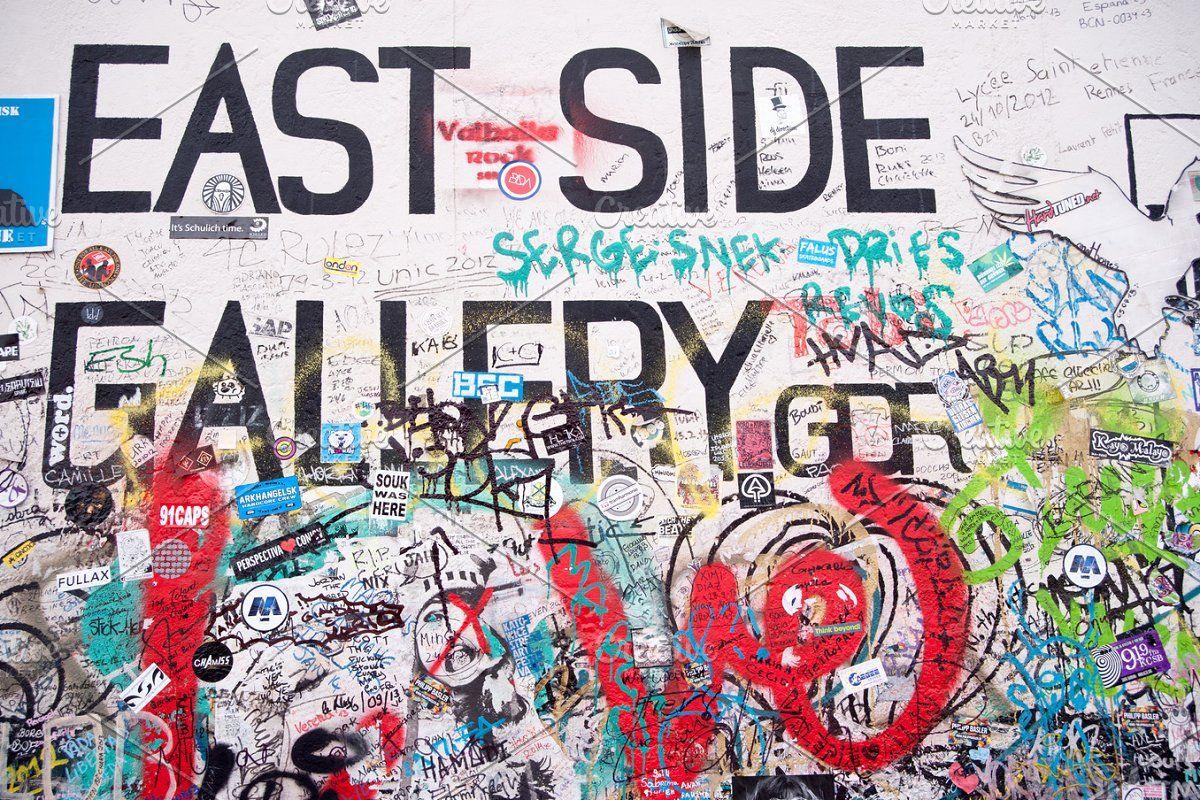 East Side Gallery In 2020 East Side Gallery Berlin East Side