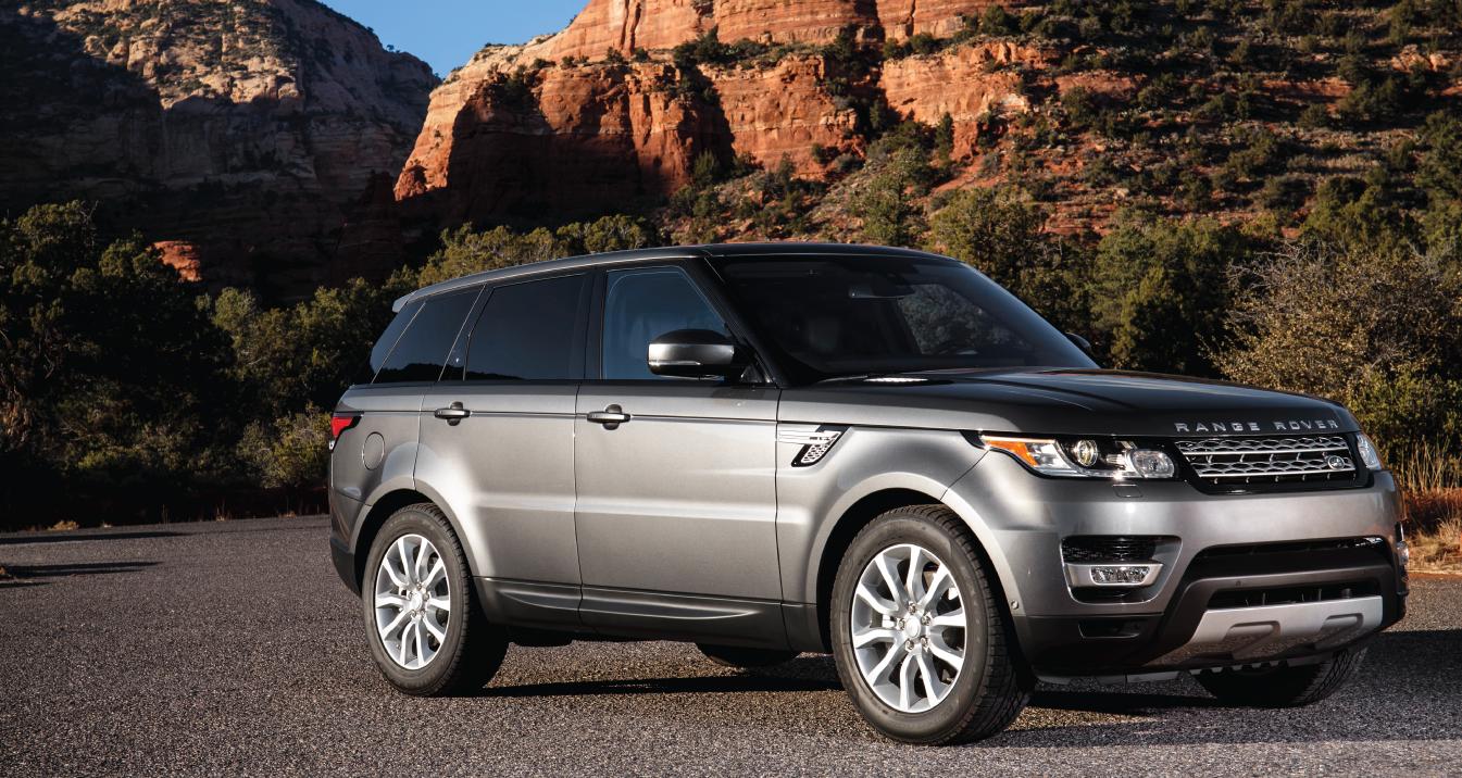 Vs Range Rover Sport