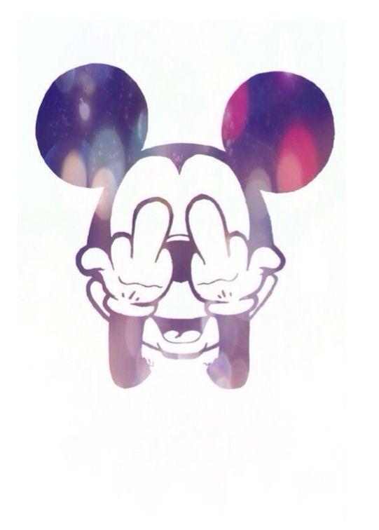 Disney Mickey Fundo Tumblr Iphone Wallpaper Lock Screen