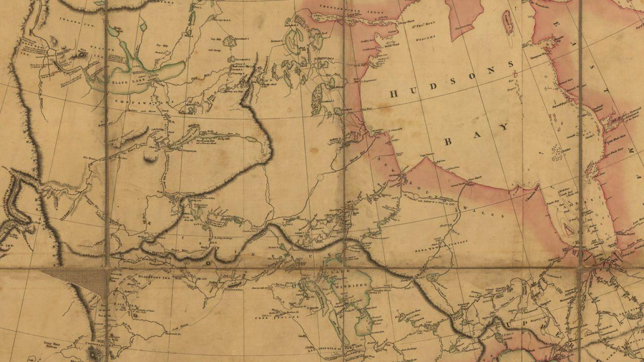 أهم الاكتشافات الجغرافية في العصر الحديث Vintage World Maps Map World