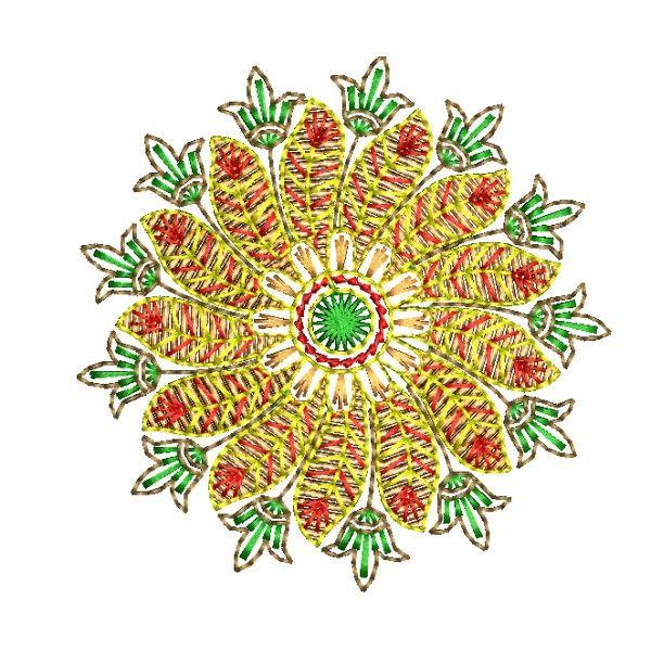 4x4 Floral Embroidery Designs Freebie 12 Embroideryshristi