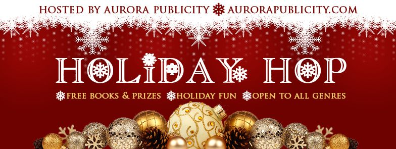 Aurora Publicity is hosting a Holiday Hop, open to authors, PAs and all book lovers. For more: