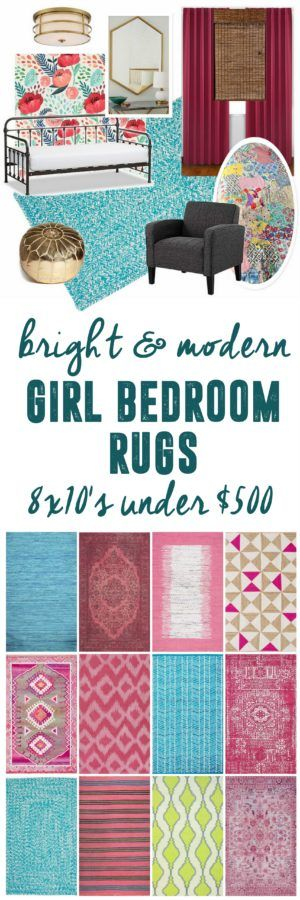 Girl Bedroom Rug Ideas is part of Kids bedroom Rug - Girl Bedroom Rug Ideas, Bold Rugs for Girl's Bedroom, Girl Bedroom Rug Ideas, Rugs for Girls Bedroom, Kid's Bedroom Rugs, Modern Rugs for Girl Room