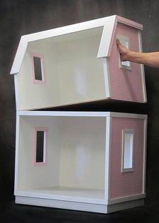 American Girl Dollhouse Kit, 18 Inch Doll House, M
