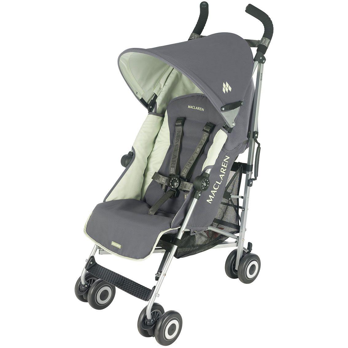 Maclaren Quest Sport Stroller w/ Bonus Raincover and Seat