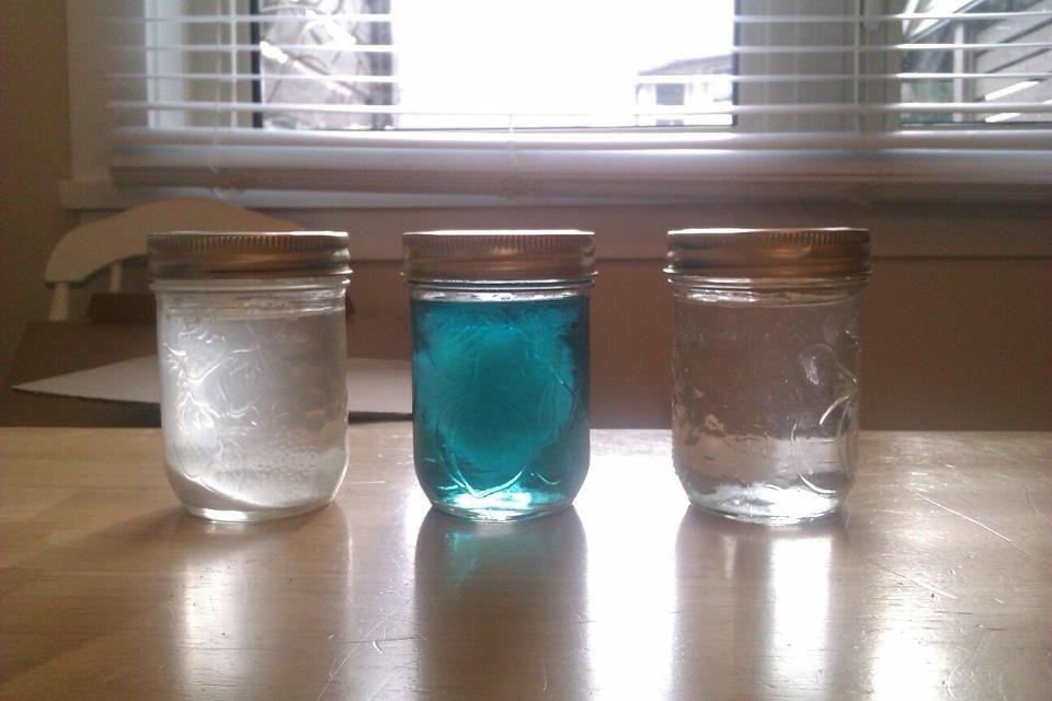 Norwex Laundry Detergent Comparison The Jar On The Far