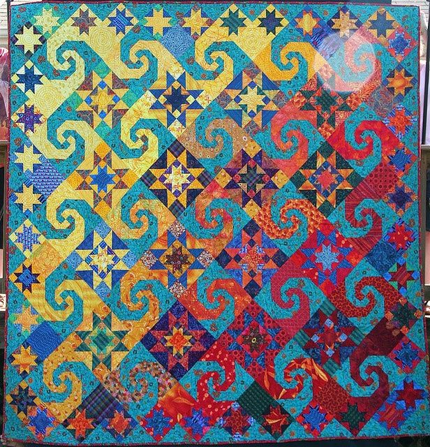 Image Result For Snails Trail Quilt Quilting Designs Pinterest