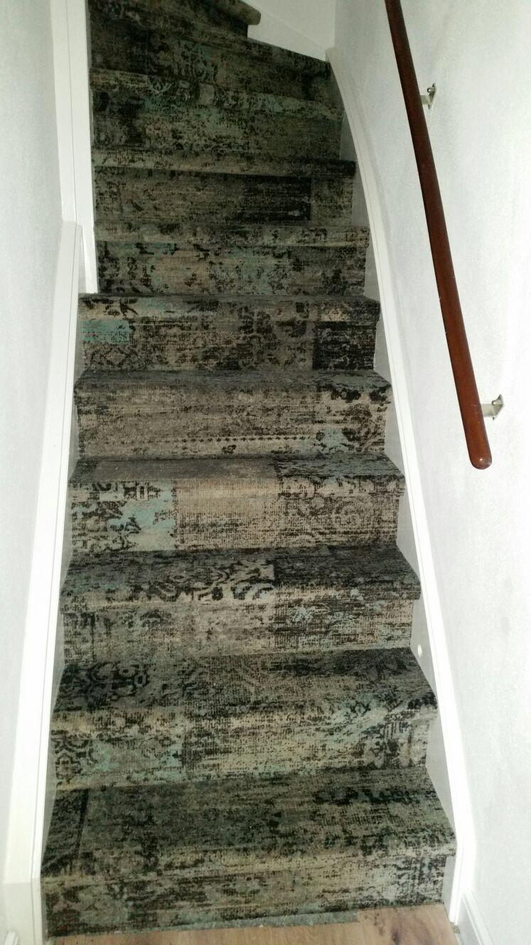 trap bekleden met tapijt interfloor mystique 932 trapbekleden