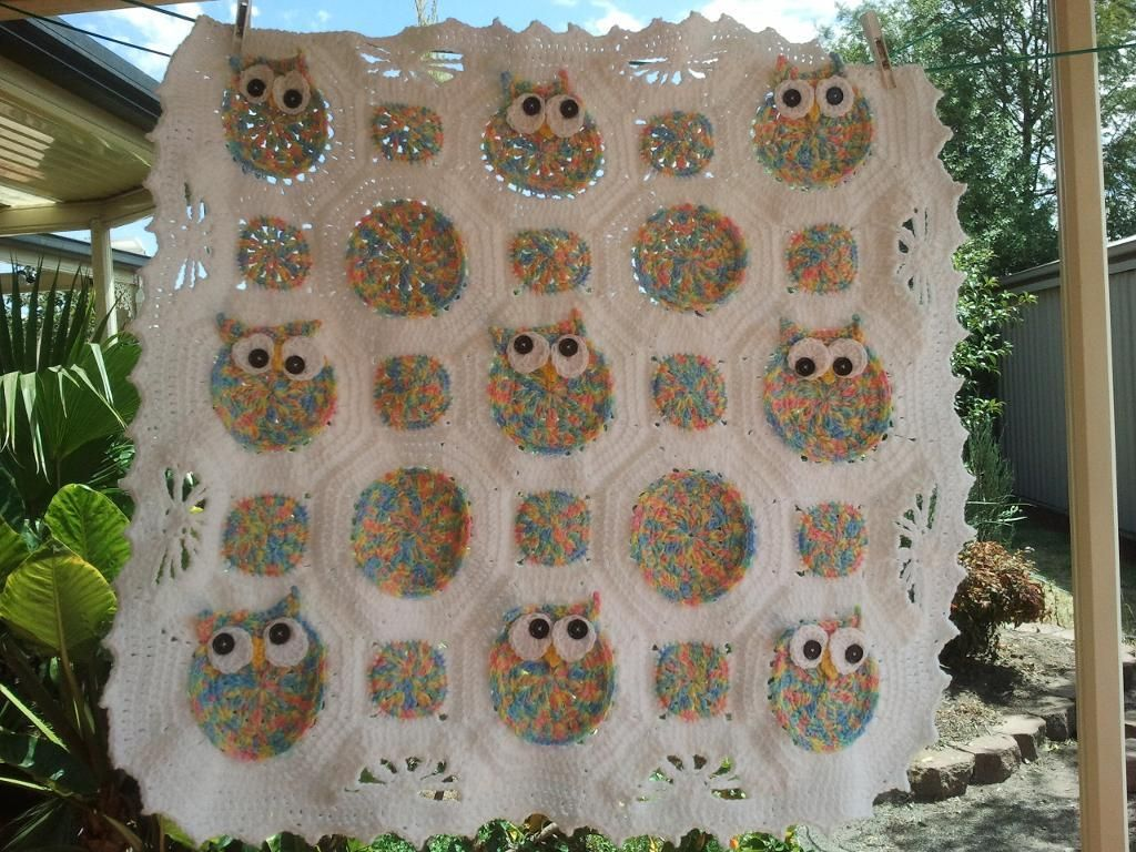 Httpdjiqd110ru30ioudfrontupload879172project82457 looking for crocheting project inspiration check out owl baby blanket by member circle of five bankloansurffo Image collections