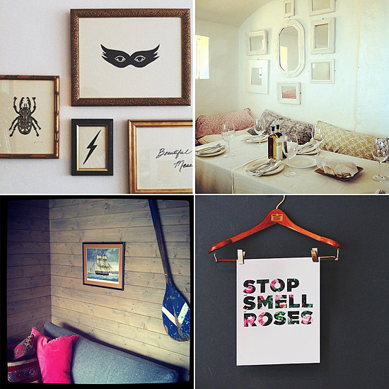 27 Creative Ways To Decorate Your Walls Home Wall Decor Decor Cool Walls