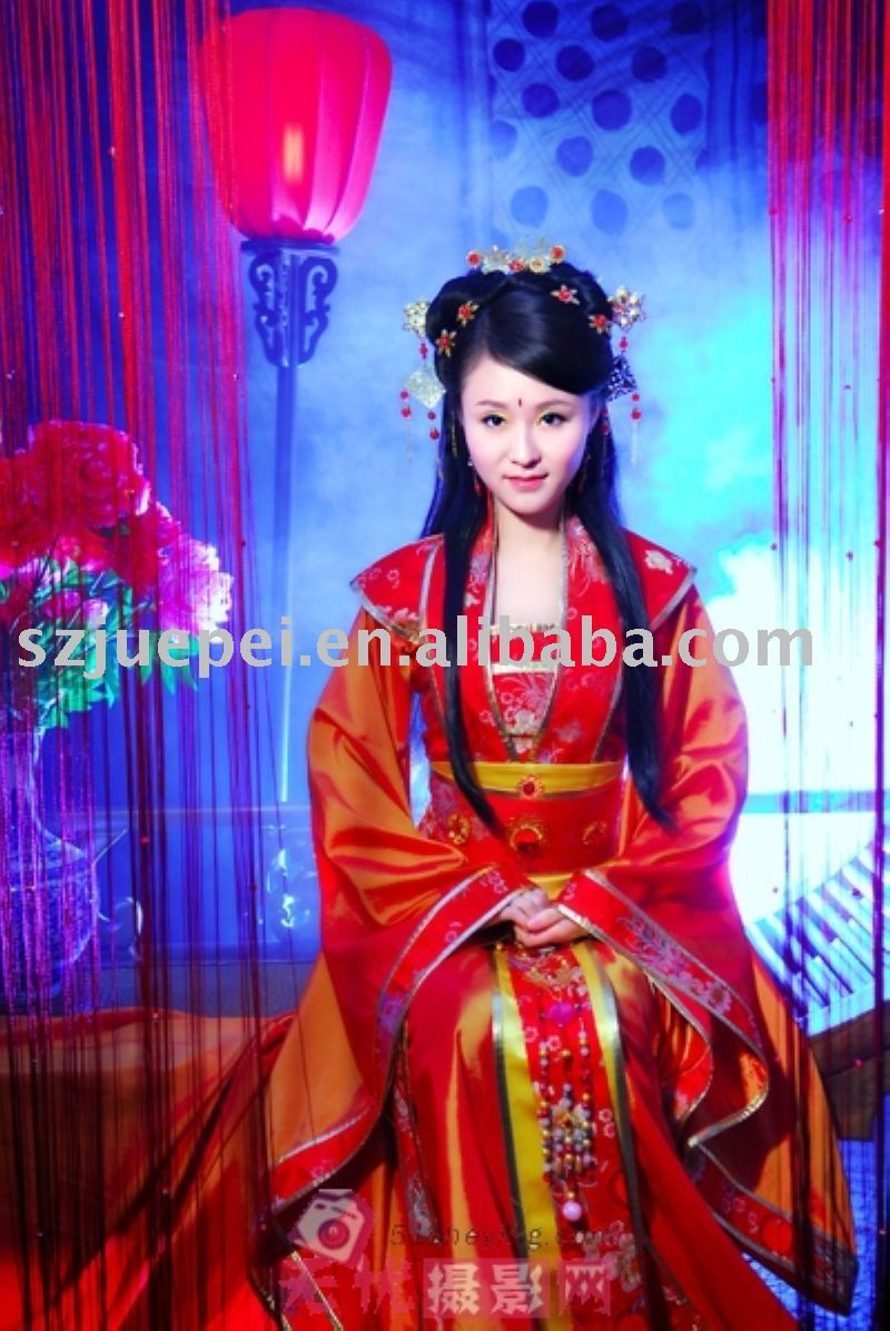 Dress up chinese - Ancient Chinese Bride Wedding Dress Jpg 800 1196 Clothes Pinterest Wedding Dress And Weddings
