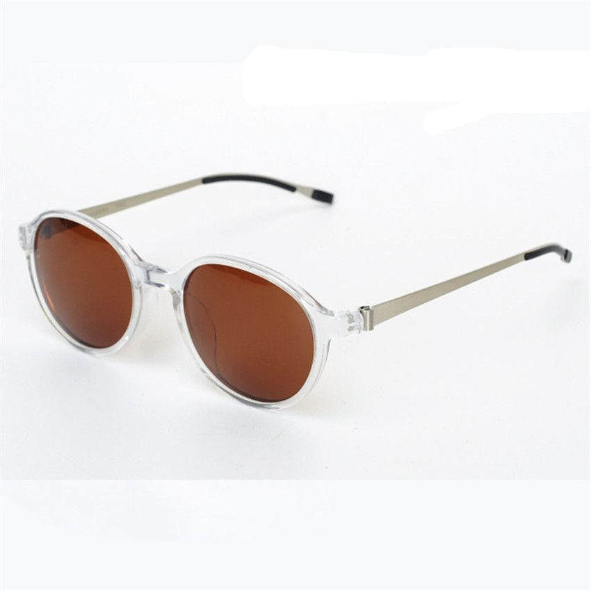 19ab9ae3f90 Polarized lense Fashion men sunglasses metal leg sun glasses women eyewear  with original package Plastic frame