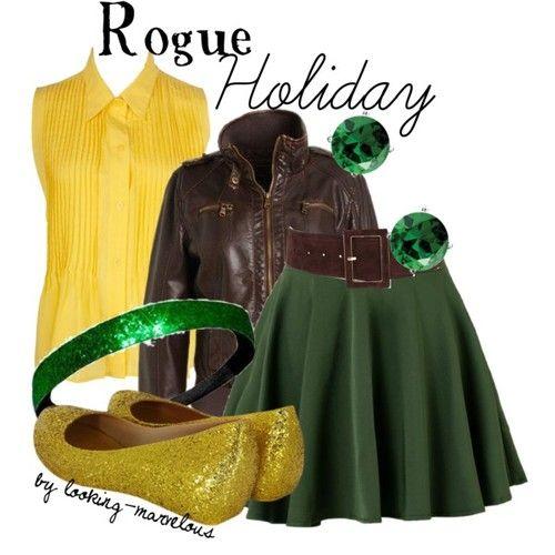 Rogue Holiday