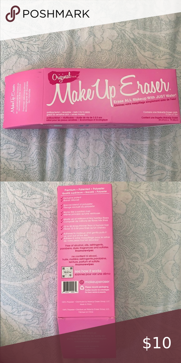 Make Up Remover Cloth Reusable Brand New in 2020 Make up