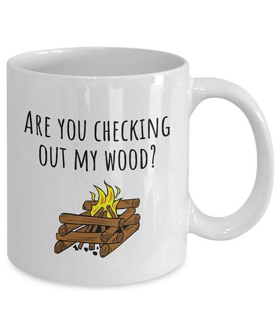 Funny Camping Mug