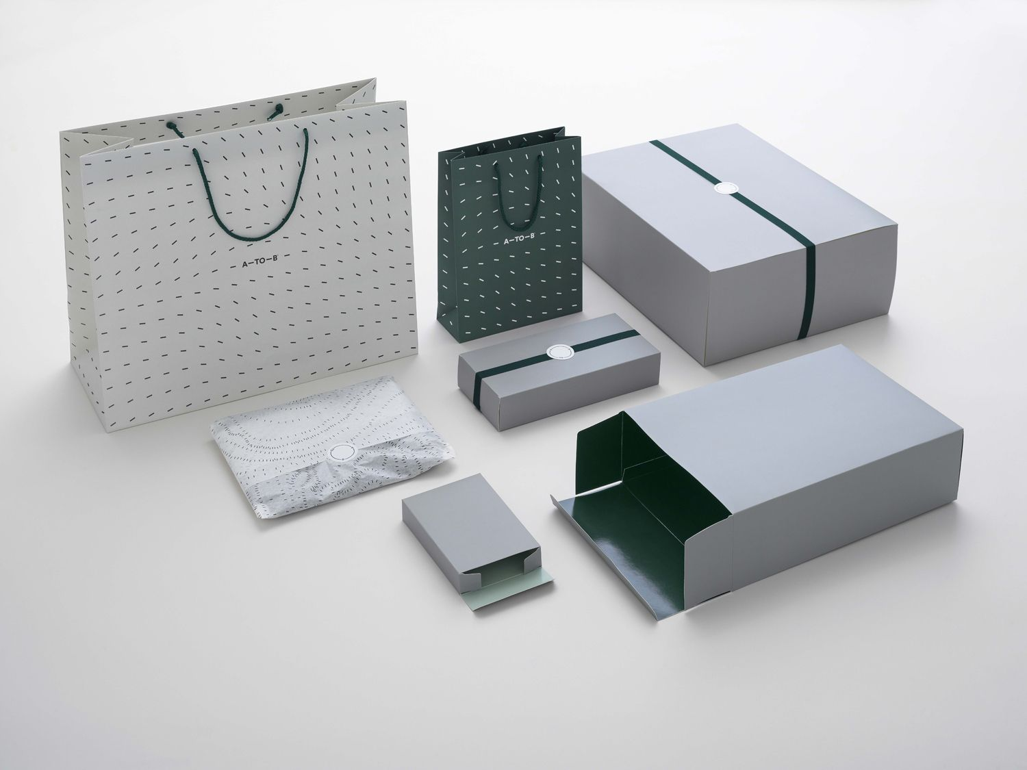 Design packaging packaging specialist packaging - Brand Identity For A To B By Stockholm Design Lab Bp O