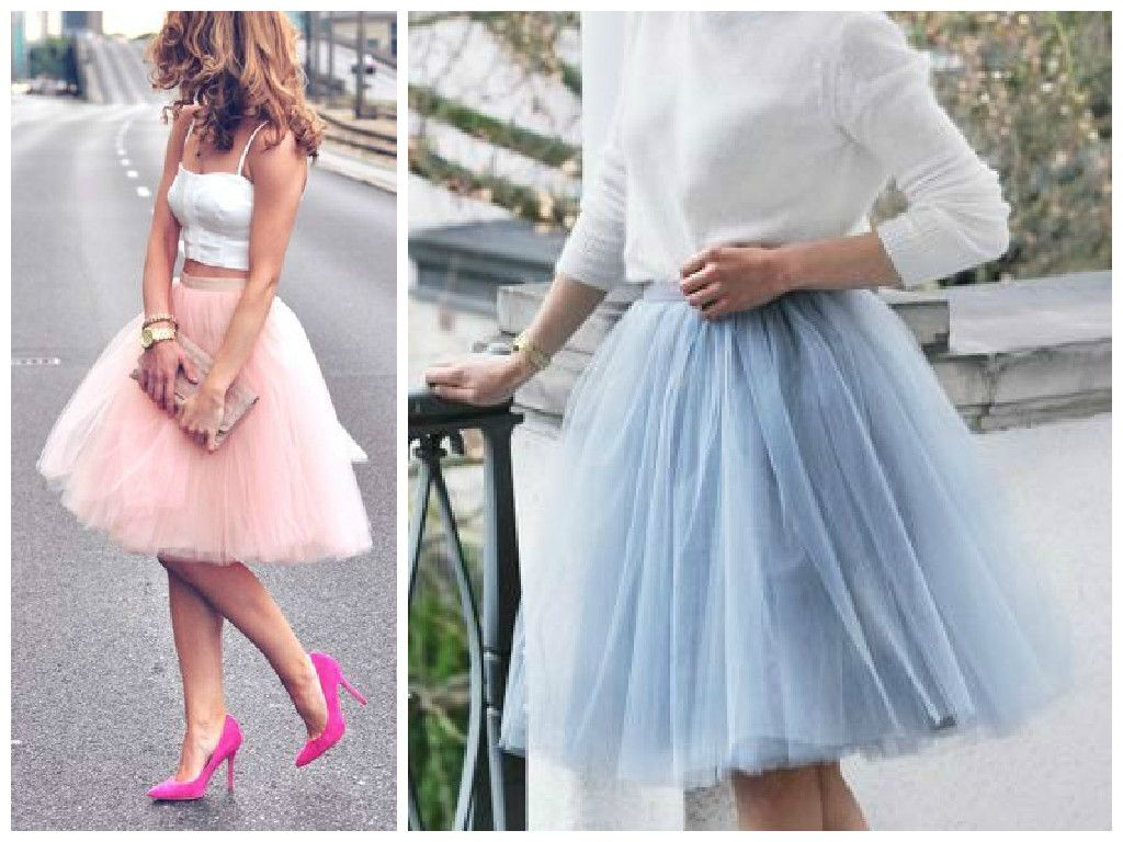 7708f58db2 Saia de tule - Look de princesa para todos os estilos
