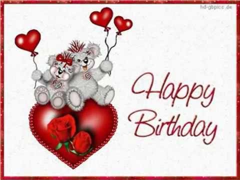 Geburtstagswunsche In Liebe Maryam Mirza
