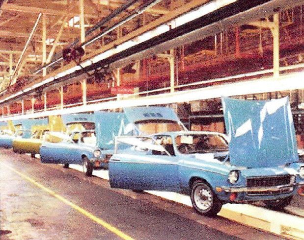 Gm Auto Paint City Of Industry