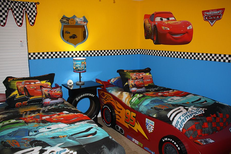 disney cars themed bedroom sunkissed villas movie theme sets the tone this boys design sisler