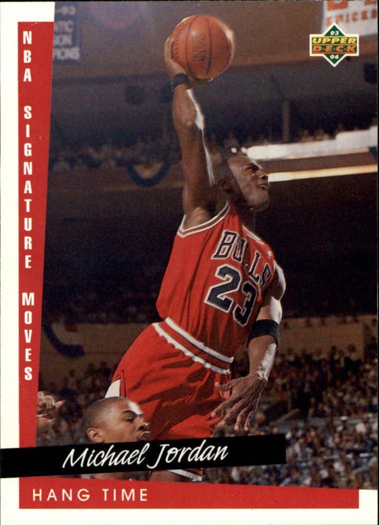Michael Jordan Trading Card Price Guide 1993 94 Upper Deck
