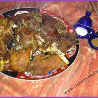 Cuisine Nadoria اطباق رئيسية Food Pork Meat