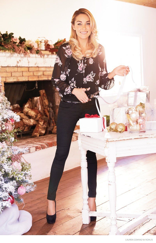 Conrad Lauren jeans fashion pictures catalog photo