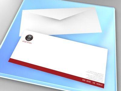 20 Corporate Envelope Designs For Business Envelope Design