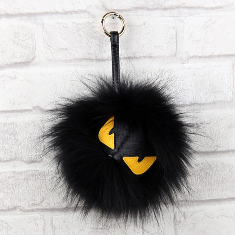 Image result for fendi monster pompom  fb621f557a7a9