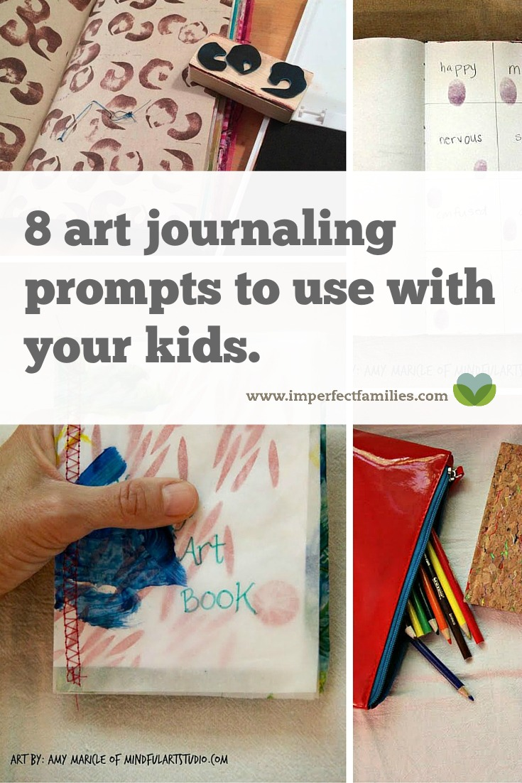 Photo of How to start an art journal with your kids
