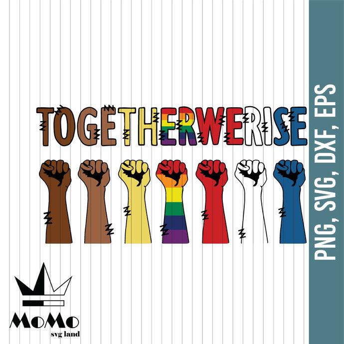 Ghim Tren Black Lives Matter