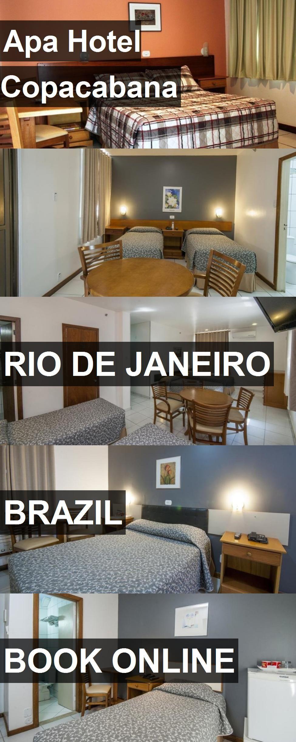 Apa hotel copacabana in rio de janeiro brazil for more information