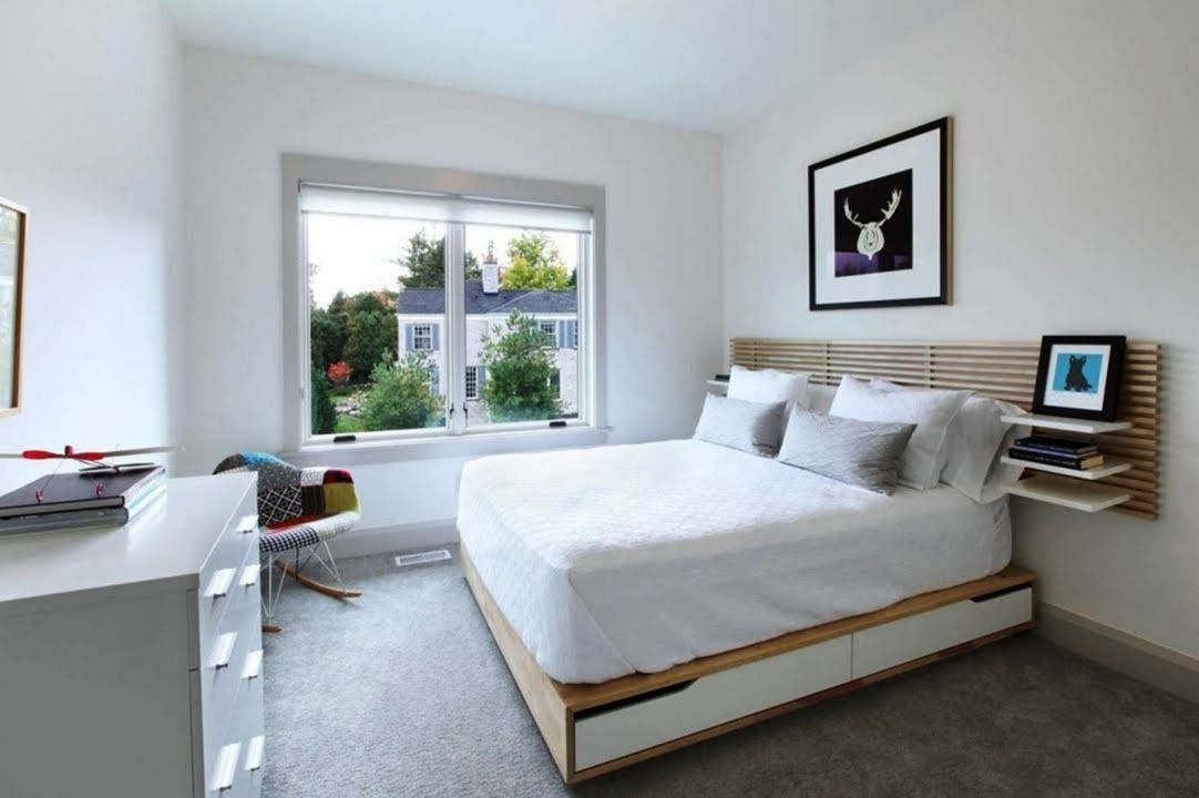 Inspiring 10 Beautiful Simple Bedroom Designs With Unique Ideas A Bedroom Is A Place Where You Ca Simple Bedroom Design Interior Design Bedroom Bedroom Design