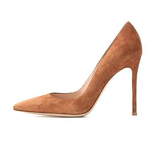 Haut Edefs Chaussures Femme Aiguille Talon Escarpins b6yfg7