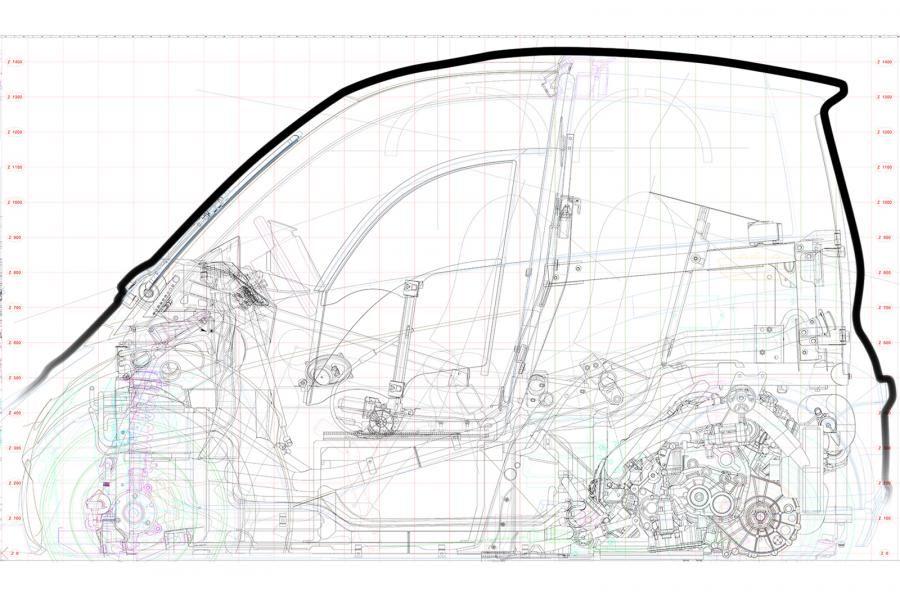 Gordon Murray\'s T25 city car gets a fresh start with Shell | Autocar ...