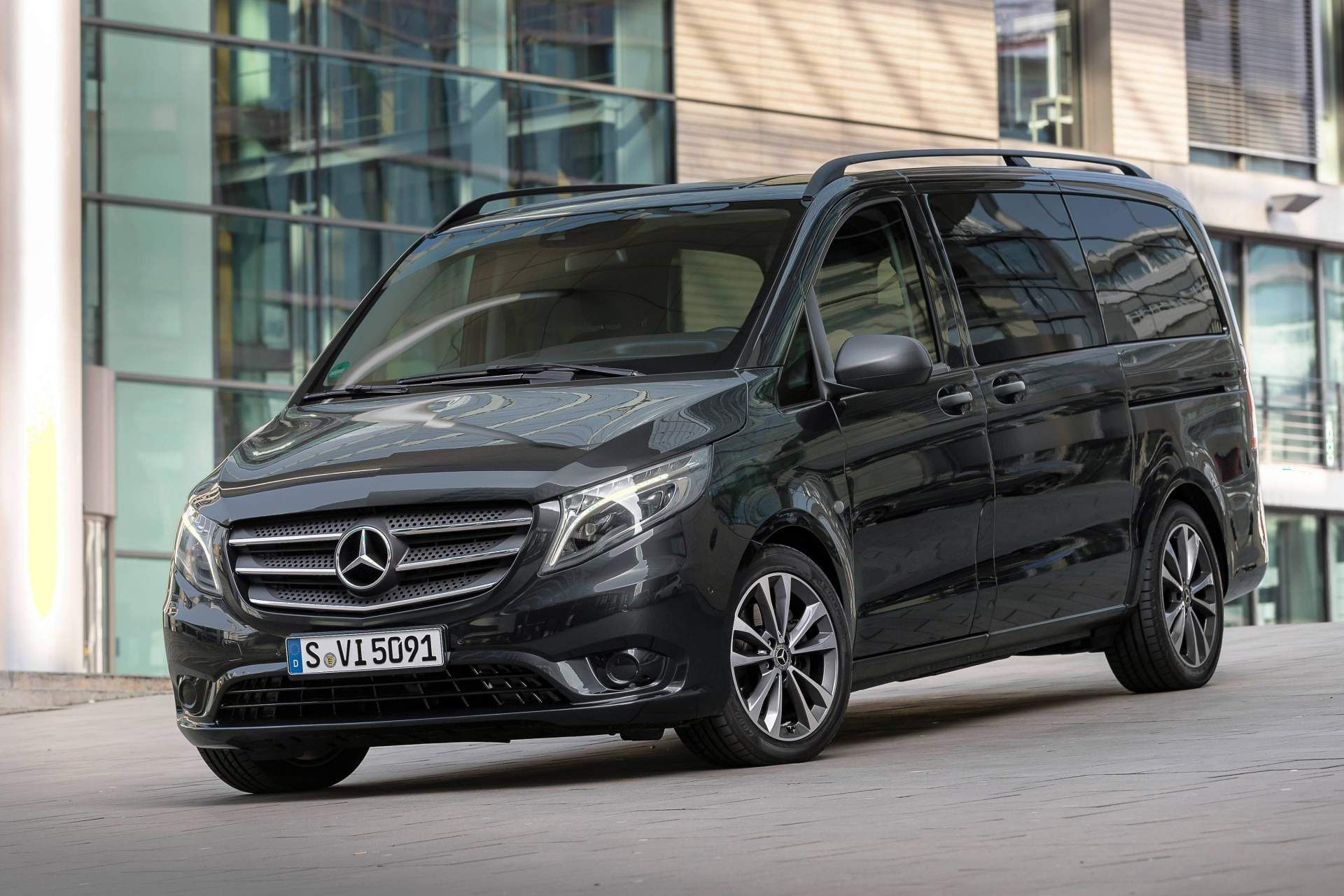 2019 Mercedes Vito Gains Om 654 Diesel From Passenger Car Range 9g Tronic Transmission Carscoops Mercedes Benz Viano Mercedes Benz Vans Benz