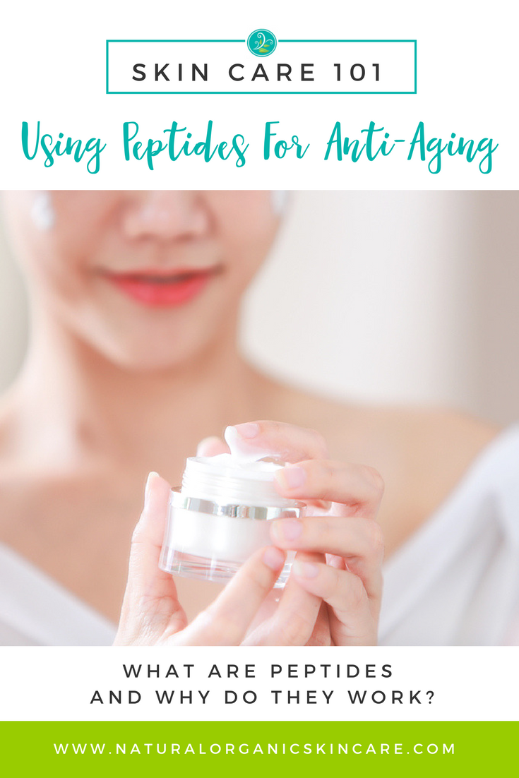 Why You Need To Be Using Anti Aging Peptides If Your Skincare Doesn T Contain Peptides See The Benef In 2020 Anti Aging Skin Products Anti Aging Skin Care Anti Aging