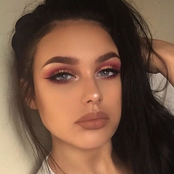 Pin by Sophia h on Makeup envy | Pinterest | Make up and Glam makeup