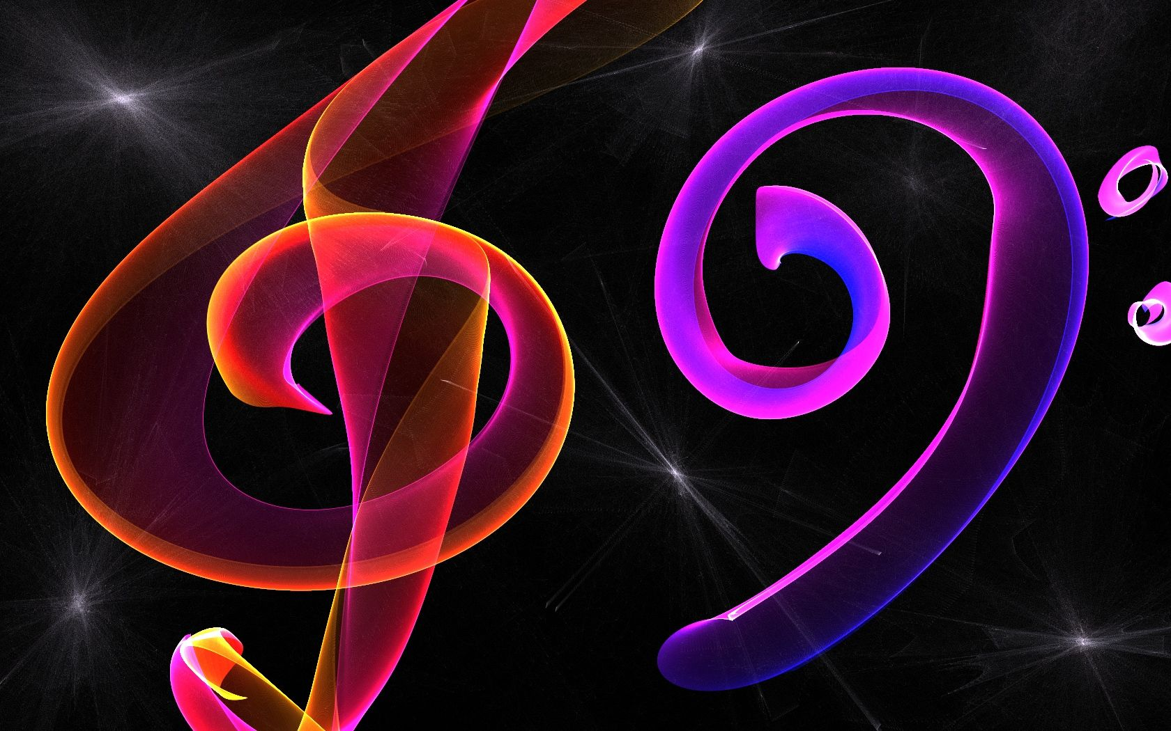 neon music notes background cool purple neon backgrounds